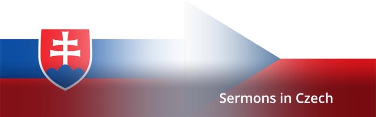 Sermons in Czech